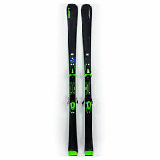 New listing 176 Elan Wingman 78 C 2019/2020 All Mountain Carving Skis with Bindings Used
