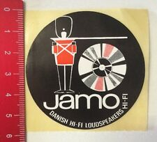 Pegatina/sticker: jamo-Danish Hi-Fi Loudspeakers Hi-Fi (13031647)