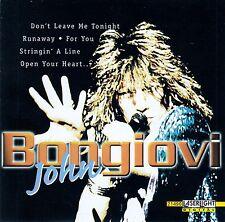 JON BON JOVI - JOHN BONGIOVI / CD
