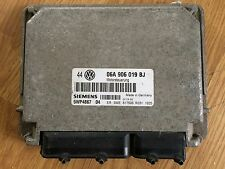 VW ecu immo off/ removed plug & play SIEMENS 06A906019BJ 06a 906 019 bj 5WP4867