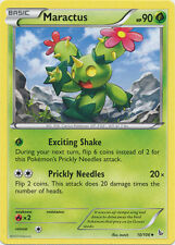 Maractus Uncommon Pokemon Card XY2 Flashfire 10/106