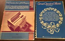 ALL ORGAN  Music for Everyone No. 38  79 Classics  and Great Classical Music