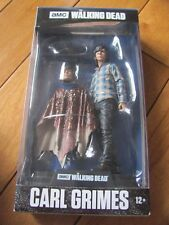 The Walking Dead TV version figura color Tops Carl Grimes McFarlane Toys