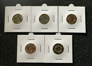2020 $2 Tokyo Olympics Set in 2x2 Coin Holders Choice UNC ex Mint Set