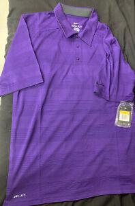 Nike Golf Polo NWT (purple) - Small