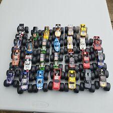 Hot Wheels MONSTER JAM Lot of 27 Vehicles