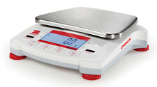 OHAUS NAVIGATOR PORTABLE LAB BALANCE NV4000 4kg 1g MAKEOFFER WARRANTY FOOD SCALE
