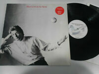 """Huey Lewis And The News Small World 1988 - LP vinyl 12 """" VG/VG"""