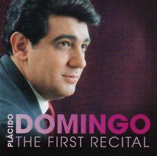 Placido Domingo - Placido DomingoThe First Recital [CD]