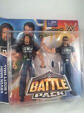 Scott Hall Kevin Nash NWO Outsiders Action Figure Set 36 WWE Battle Pack Mattel