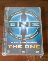 The One - Jet Li Super Jewel Box Dvd Sigillato