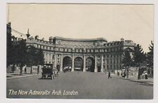 London postcard - The New Admirality Arch, London - RP