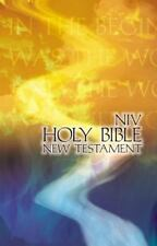 NIV Outreach New Testament by Biblica and Zondervan Staff (2015, Trade...