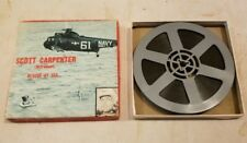 Scott Carpenter Rescue at Sea Film, 1962 - Super 8 - 8MM
