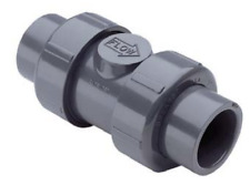 "*New* Spears 3"" PVC True Union Check Ball Valve EPDM O-Ring, 2222-030,"