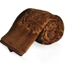 Single Bed Mink Blanket . very Soft and Warm fabric . 2 Kgs . KJ1