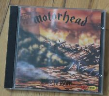 Motorhead, grind ya down, CD