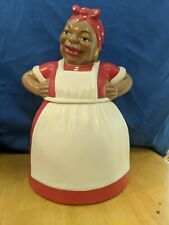 Americana Cookie Jar Extremely Rare 1940