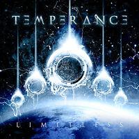 TEMPERANCE - Limitless - CD DIGIPACK