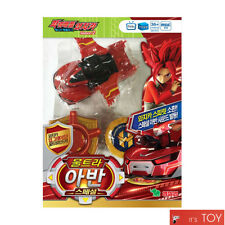 Power Battle Watch Car Ultra Avan Special Red Coin Bumper Car Roi Watchcar