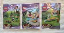 LEGO Friends : Series 2 - Complete Set - (41020, 41021, 41022) - New & Sealed