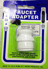 FAUCET ADAPTER FITS KITCHEN AND BATHROOM FAUCETS MODEL 99 NEW