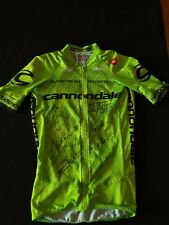 Maillot cannondale signed. Cannondale pro cycling team 2016.