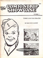 Comic Strip Showcase #1 FN milton caniff's terry and the pirates