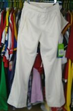 KOOKABURRA PRO PLAYER CREAM CRICKET PANTS TROUSERS BOYS 7-8 YEARS