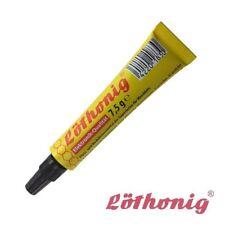 Original Löthonig 7,5 gr. als Flussmittel für Weichlote / Elektronik-Qualität