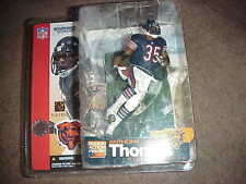 MCFARLANE NFL 5**ANTHONY THOMAS**BLACK BEARS JERSEY**QQ