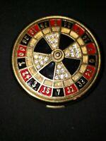 Estee Lauder Compact 1994 Roulette EUC