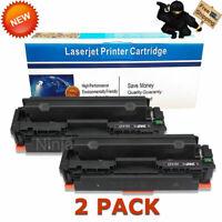 2PKs Black Toner Cartridge Fits HP CF410X LaserJet Pro MFP M377dw M452dw M477fnw