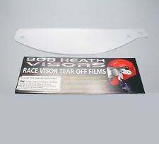 AGV PISTA Gp-r Corsa-r VELOCE S Visor Clear Tear Offs BULK Packet 15 BHV T016