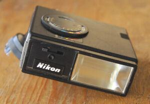 UNCOMMON Nikon SB-2 Speedlight Flash Strobe Unit for F2 F2AS F2S F2SB F2A SB2