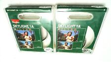2 Kenko 37mm Filter Lot Skylight 1A  New Old Stock