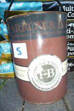 Paint FARROW & BALL interior wood primer & undercoat 5Lt litre tin No.22 ?? ..5