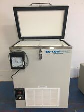 So-Low C85-3 Ultra-Low Freezer w/ Chart Recorder (-40°C to -85°C)