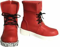 Cosplay Boots Shoes for My Hero Academia Midoriya Izuku Deku Battle V02