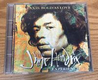 The Jimi Hendrix Experience - Axis: Bold As Love CD (1993 MCA)
