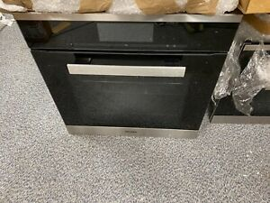 Ex Display Miele H6860 BP Wall Oven Cooker M touch Clean Steel Appliance inc vat