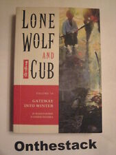 MANGA:   Lone Wolf and Cub Vol. 16: The Gateway Into Winter by Kazuo Koike