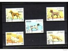 0924++SAHARA  OCC.  SERIE TIMBRES  CHIENS     N° 1