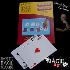 DUVIVIER - Carte Folle - Tour de Magie - Bicycle