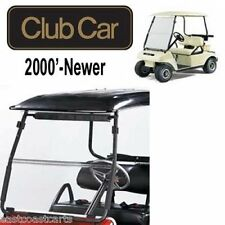 Club Car DS Golf Cart 2000'-Newer Windshield CLEAR (Fast Shipping)