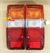 Rear Tail Lights Lamp LH RH For 80-90 Toyota Land Cruiser FJ60 FJ62 BJ60 62 HJ61
