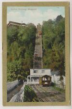 Canada postcard - Incline Railway, Montreal