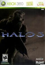 XBOX 360 Halo 3 Video Game LIMITED EDITION three online multiplayer DISC ONLY