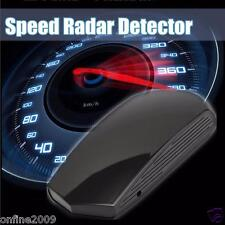 360° Full Band Car Radar Camera Detector GPS Speed Safety Voice Alert LED 2 Mode