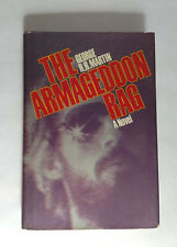 The Armageddon Rag by George R. R. Martin (1st ed. HC) Game of Thrones